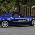 Blue Angels and Mustangs: Ford's Soaring One-Off Car