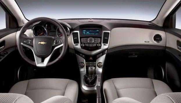 2012 Chevrolet Cruze ECO interior