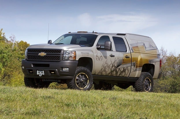 The Silverado Realtree Concept