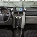 2012 Scion iQ Interior