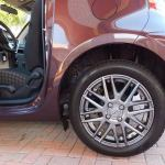 Scion iQ Rear Wheel