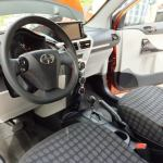 Scion iQ interior