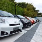 Scion iQ lineup