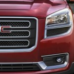 2013 GMC Acadia Front Grille