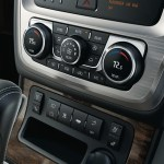 2013 GMC Acadia Interior Detail