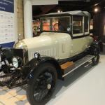 1921 Morris Silent Six
