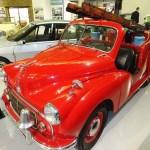 1953 Morris fire engine