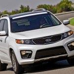 2012 Kia Sorento EX AWD Review
