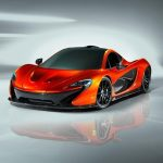 First Photos of Shapely, New Supercar, the McLaren P1