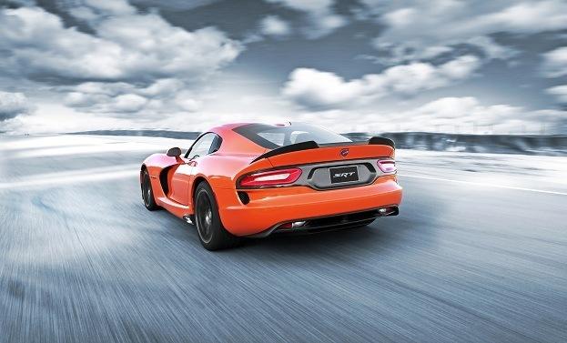 2014 SRT Viper TA (Time Attack)