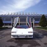 Lamborghini Countach front
