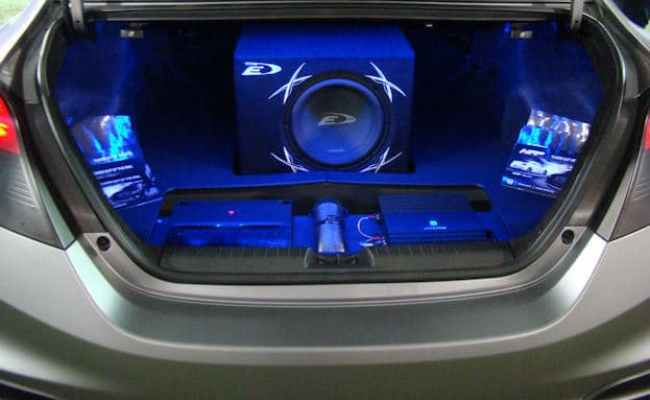 Pump Up The Volume Car Audio System Makeover