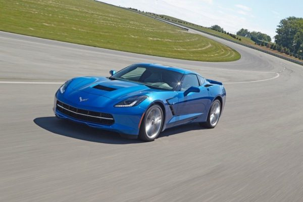 2014 Chevy Corvette Stingray Z51