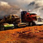 The Cars of Transformers 4