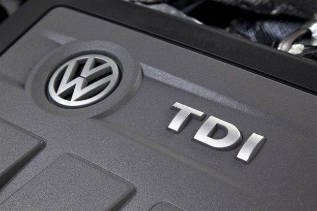 VW TDI Engine