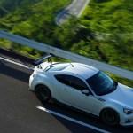 Subaru BRZ tS top