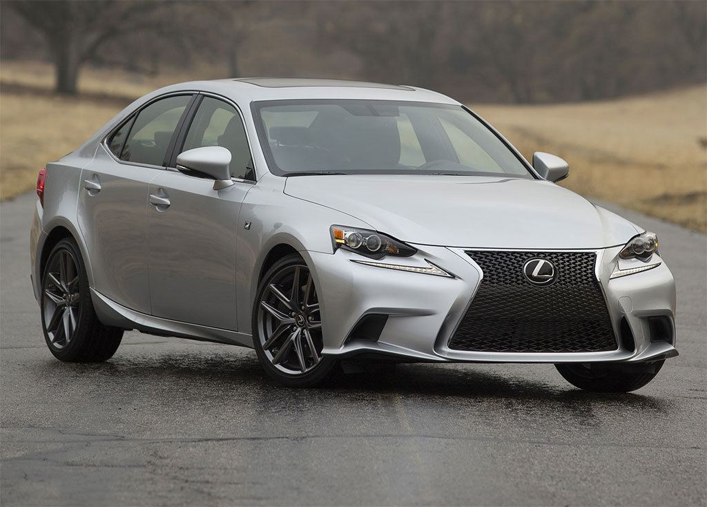 Car New Wallpaper 2013 2014 Lexus Is250 Awd Review