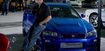 Paul Walker Skyline GTR