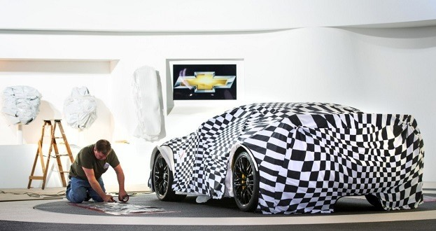 Corvette Z06 NAIAS