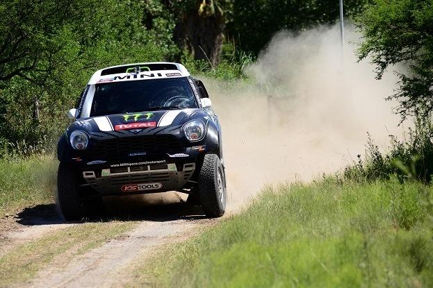 MINI All4 Racing P90141313
