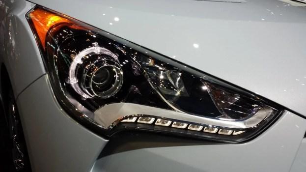 Hyundai Veloster REFLEX headlight