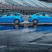 Volvo S60 and V60 Polestar Side Profiles