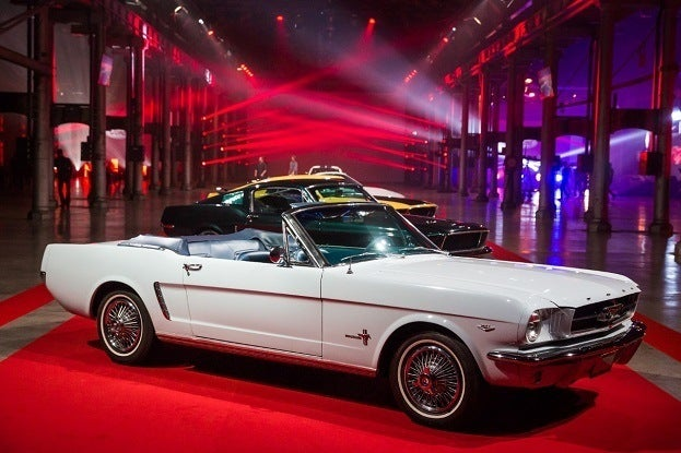 Ford Mustang Sydney Reveal