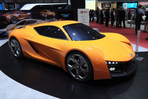 IED Hyundai 2014 Geneva