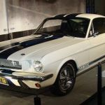 Ford Shelby GT350 at 2010 CIAS