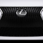 2014 Lexus IS350 F-Sport grille