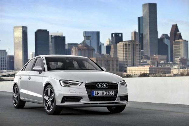 2015 Audi A3 front