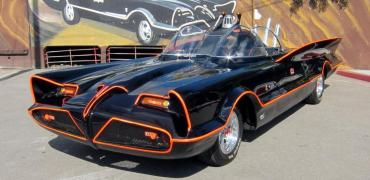 Batmobile 201 1966 car