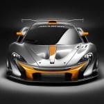 McLaren P1 GTR Concept Revealed!