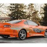 1993 Toyota Supra from The Fast and the Furious Headed to Auction