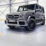 First Look: 2016 Mercedes-Benz G-Class