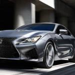 2015 Lexus RC F Coupe Review