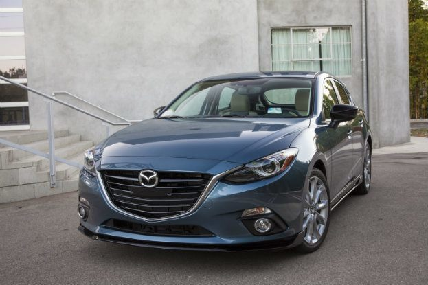 2016 Mazda3 5-Door Grand Touring Review