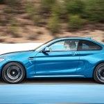 2016 BMW M2 Left Side Profile