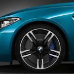 2016 BMW M2 245/35ZR-19 Front Rims and Tires