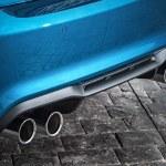 2016 BMW M2 Quad Exhaust Tips