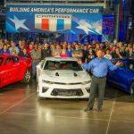 2016 Camaro Headed to Dealerships