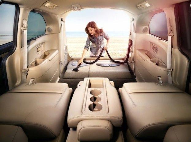 2016 Honda Odyssey vacuum
