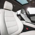 2016 Mazda 6 Front Seats