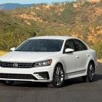 2016 Volkswagen Passat Left Front Three Quarters