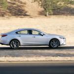 2016 Mazda 6 Right Side Profile