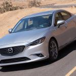 2016 Mazda 6 Left Front Three Quarters