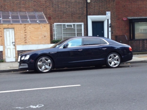 Image of Bentley in London