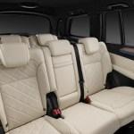 2017 Mercedes-Benz GLS Second Row Seats