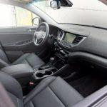 Hyundai Tucson Interior #4