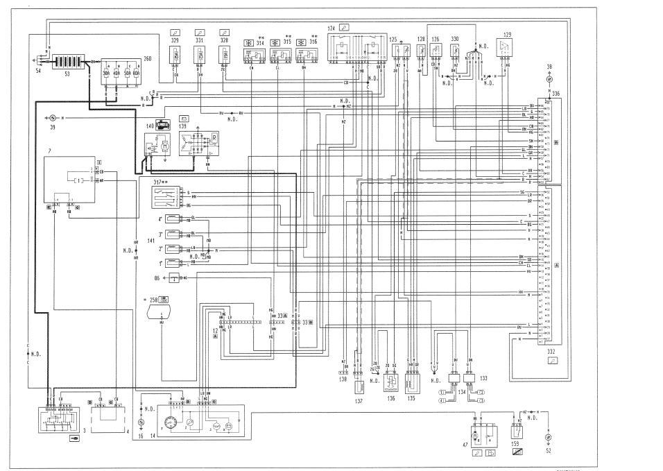 wiring diagram for fiat punto mk2